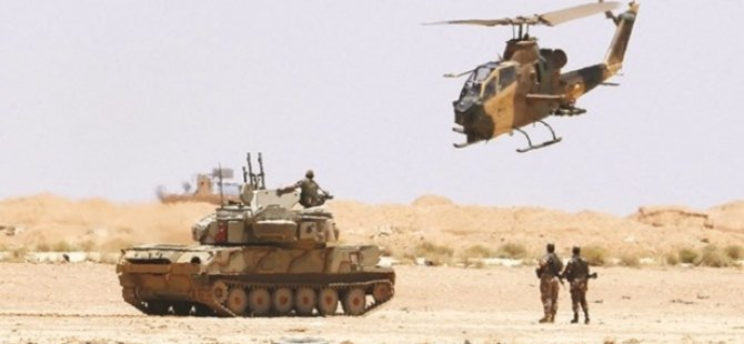 IŞİD'e Karşı Ürdün ve İsrail Ortaklığı