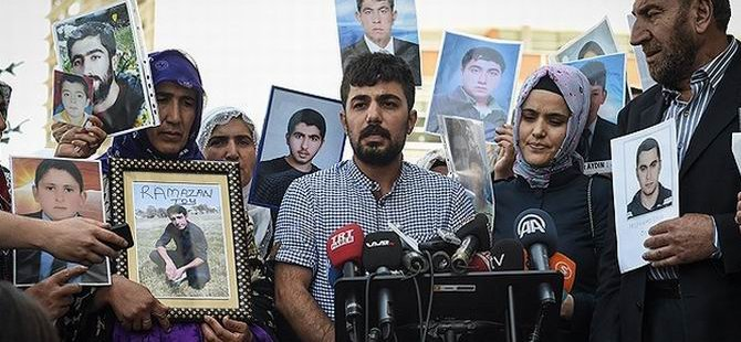 Oturma Eylemi Yapan Aileler: Hükümet Üzerine Düşeni Yaptı