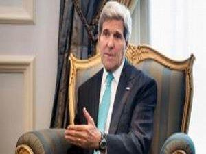 Kerry Suudi Arabistan'da