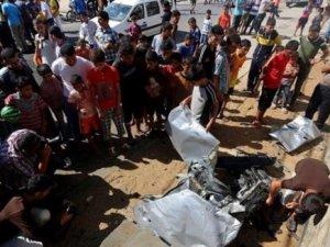Siyonist İsrail Mülteci Kampına Saldırdı: 2 Şehit