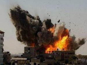 Gazze'ye Saldırılar Sürüyor