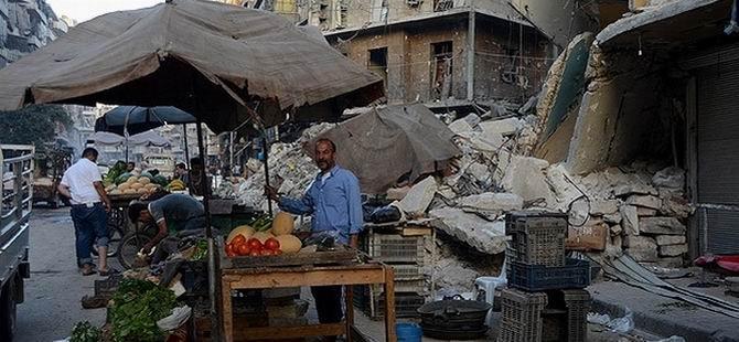 Halep'te Bombaların Gölgesinde Ramazan