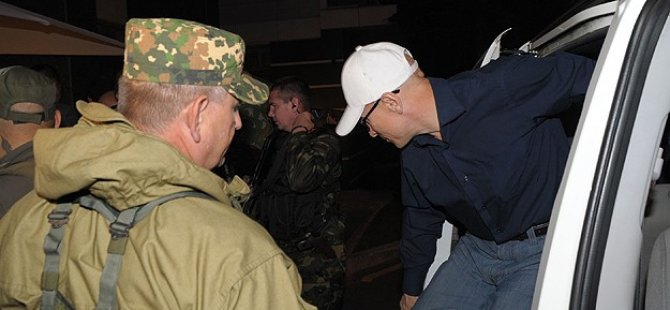 Ukrayna'da 4 AGİT Gözlemcisi Daha Serbest Bırakıldı