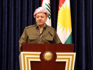 """Mesut Barzani'den """"Bağımsızlık"""" Çıkışı"""