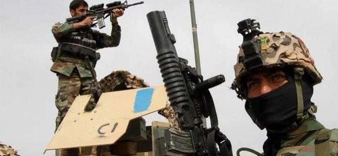 Afganistan'da NATO'ya Bir Darbe Daha