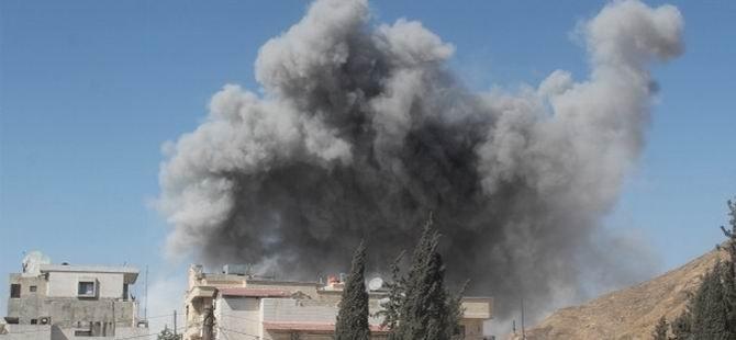 Salahaddin'e Varil Bombalı Saldırı: 6 Ölü