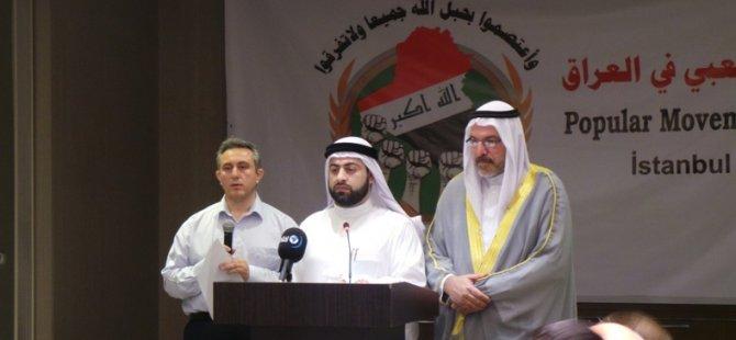 Iraklı Sünni Aşiret Liderleri İstanbul'da Toplandı