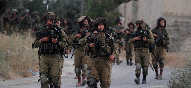Siyonist İsrail 30 Bin Yedek Askeri Göreve Çağırdı