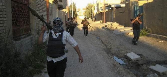 Felluce'de Şiddetli Çatışmalar