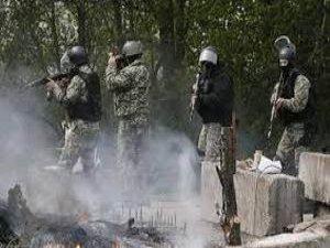 Ukrayna'nın Doğusunda Çatışma: 23 Ölü