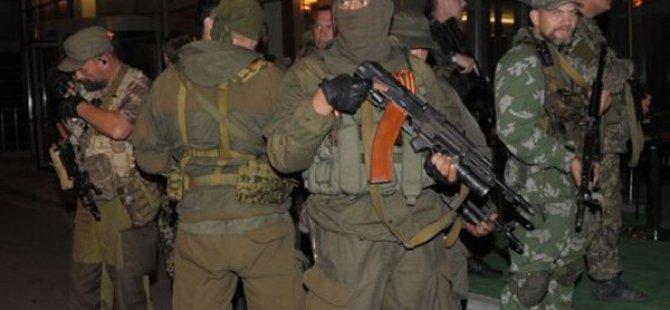 Ukrayna'da Bin Kişi Öldü