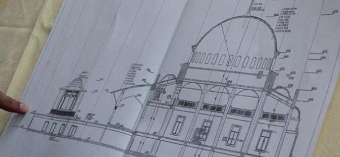 Atina'daki Cami İtirazına Ret