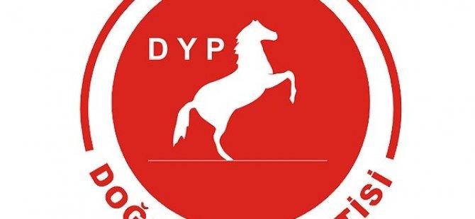 DYP İhsanoğlu'na Desteğini Çekti