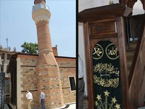 CHP'nin Sattığı Cami İbadete Açıldı