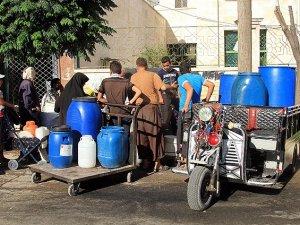 Esed Saldırılarının Altındaki Halep Susuz Kaldı