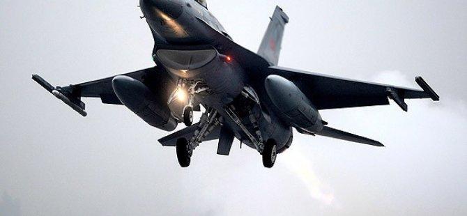 Jetler PKK'yı Bombalamaya Başladı!