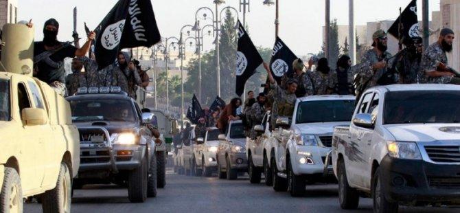 Sınırda IŞİD ve YPG Çatışıyor