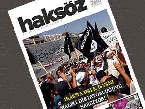 Haksöz Dergisinin Temmuz Sayısı Çıktı