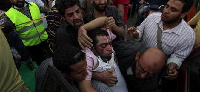 Mısır'daki Gösterilerde Şehit Sayısı 5'e Yükseldi