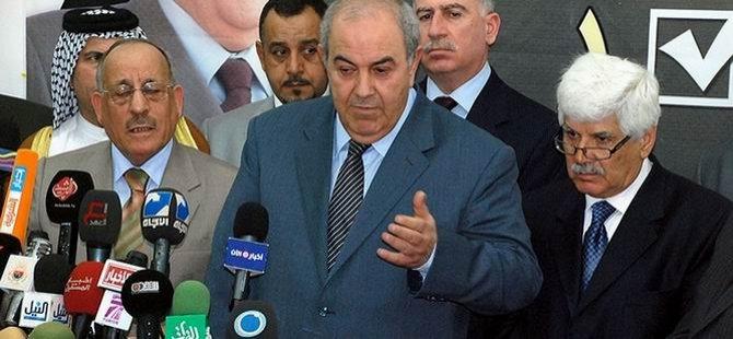 Allavi: Maliki'yi İstemiyoruz