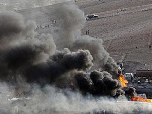 Taliban, Afganistan'da 400 Tankeri İmha Etti (FOTO)