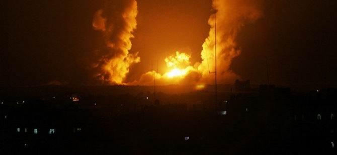 Siyonistlerin Saldırılarında Şehit Olanların Sayısı 17'ye Çıktı