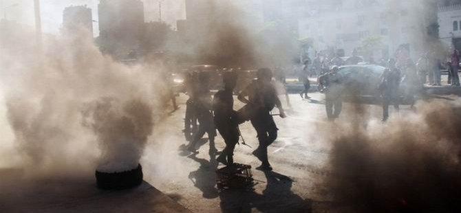 Mısır'da Darbe Karşıtı Gösterilerde 16 Gözaltı