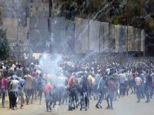 Mısır'da Darbe Karşıtı Gösteriler Devam Ediyor