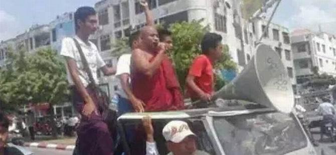 Budist Terörizminin Liderleri: Rahipler
