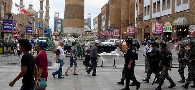 Doğu Türkistan'daki Oruç Yasağına Tepki