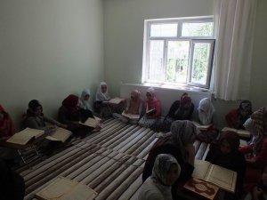 Tatvan'da Kur'an'ı Kerim Kursları Açıldı