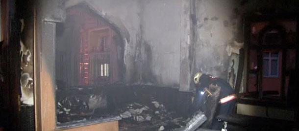 Esenyurt'ta Caferi Camiine Provokatif Saldırı