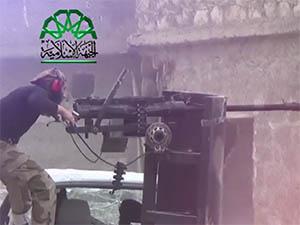 İslami Cephe Halep'te Stratejik Bir Bölgeyi Ele Geçirdi