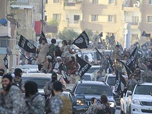 Nakşibendi Ordusu, IŞİD'e Savaş İlan Etti