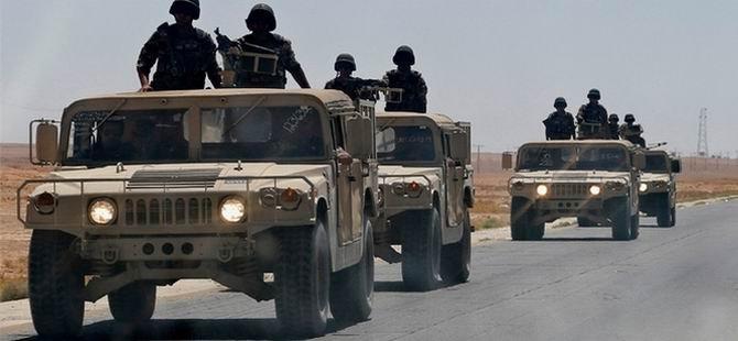 Suudi Arabistan Topraklarına Havan Topu