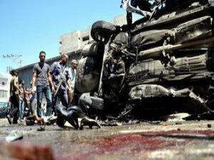 İsrail, Sivil Bir Otomobili Hedef Aldı: 4 Şehit (FOTO)