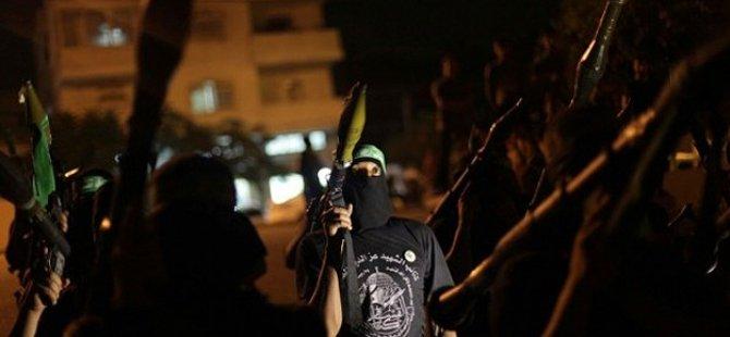 Kassam Tugayları 15 Siyonist İsrail Askerini Öldürdü