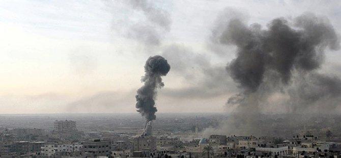 Gazze'de Dün 24 Kardeşimiz Şehit Edildi (FOTO)