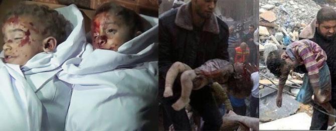Suriye'de Kesinleşmiş Ölü Sayısı 171 Bini Aştı!