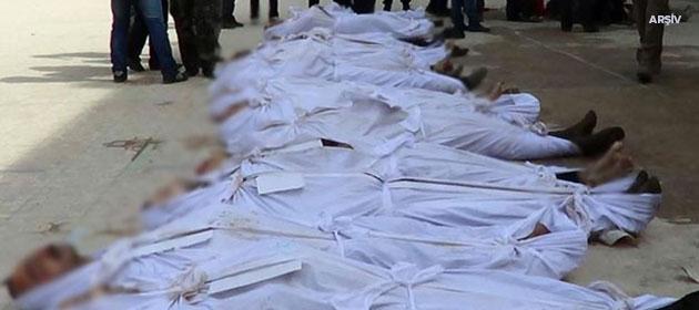 Bağdat Yakınlarında 70 Ceset Bulundu