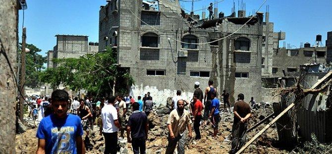 Bombaların Yağdığı Gazze'den İzlenimler