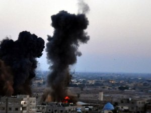 Gazze'de Şehit Sayısı 53'e Yükseldi (FOTO)