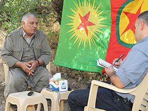 PKK'dan ABD, PYD/YPG İle Temas Halinde İtirafı