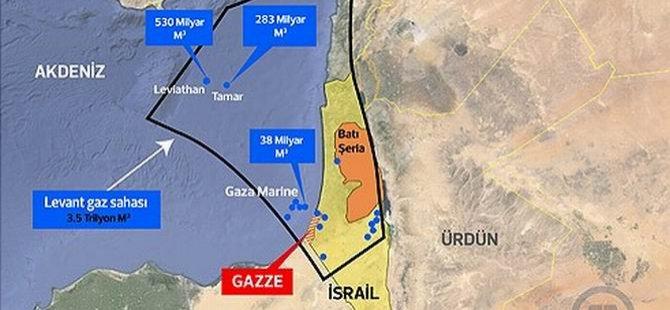 Ahmed: İsaril'in Gözü Gazze'nin Gazında