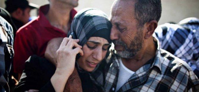 """Siyonistler, Gazze'ye """"Korku"""" Mesajları Yolluyor"""