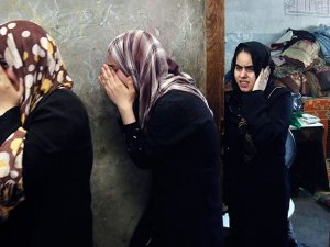 Siyonist İsrail Sabaha Katliamla Başladı: 5 Şehit