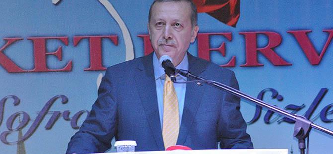 """Erdoğan: """"Ensar Olmak Vazgeçilmez Özelliğimizdir!"""""""