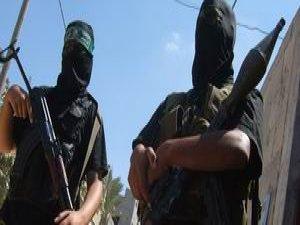 Kassam Tugayları İşgal Bölgesini Füzeyle Vurdu
