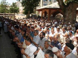 Siyonist İsrail'in Saldırıları Tokat'ta Protesto Edildi