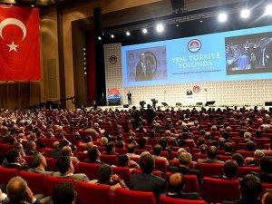 """Erdoğan'dan """"Yeni Türkiye Yolunda"""" Vizyon Belgesi"""